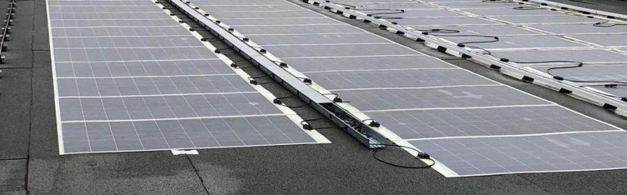 Photovoltaikanlage für Industrie und Gewerbe von HEST GmbH